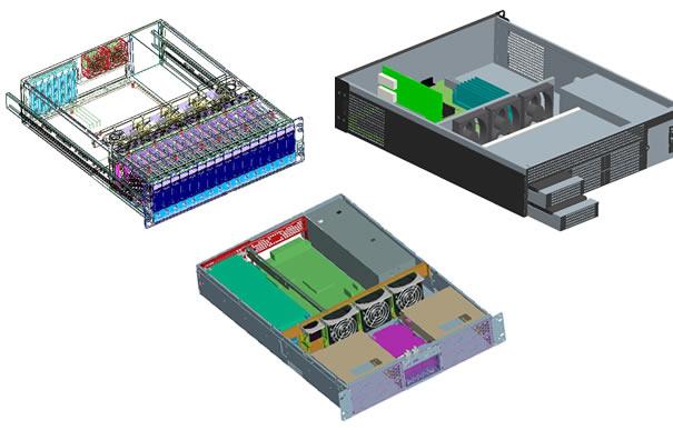 odm/oem结构设计,标准机柜,标准机箱,非标产品,图纸标准化.
